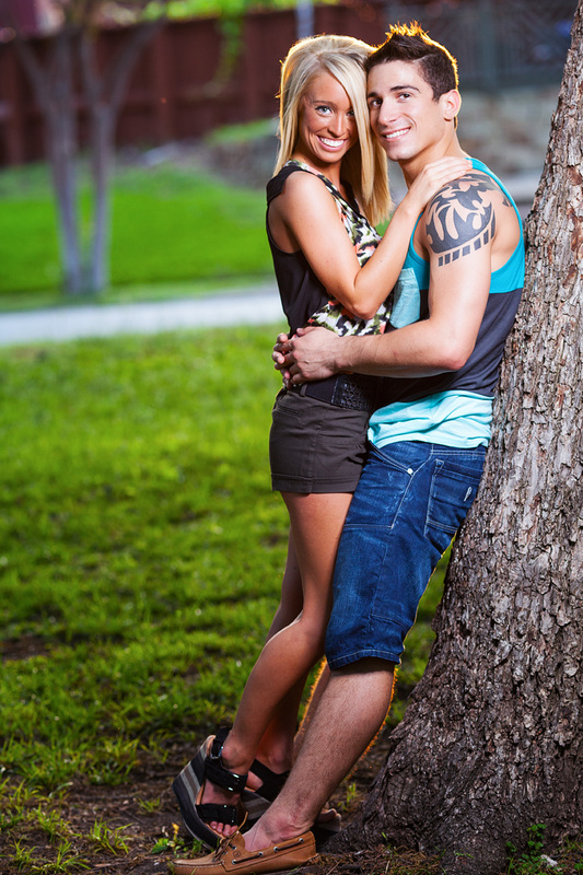 Couples photos in richardson texas