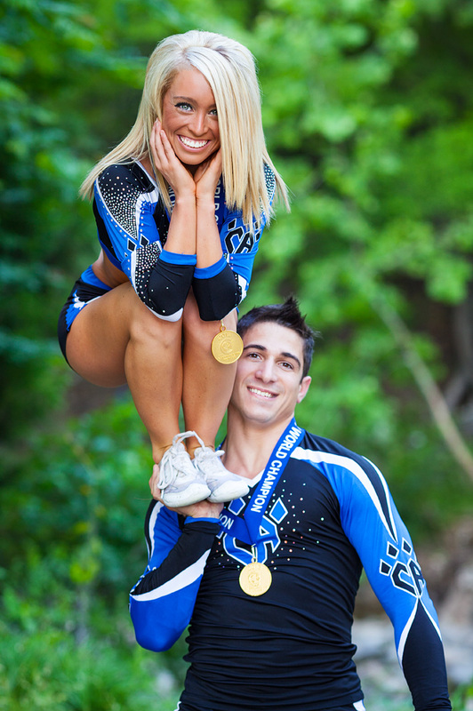 Cheer Athletics Wildcats